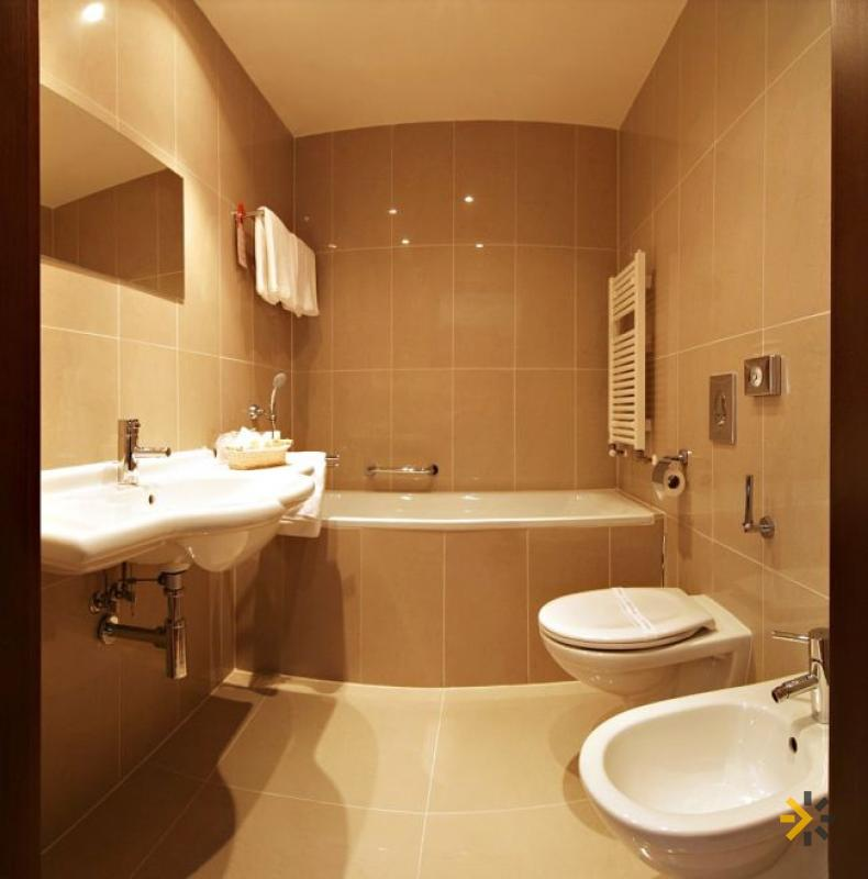 Ванная комната с нуля
